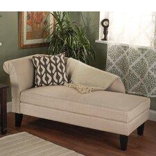 Leena Storage Chaise Lounge