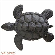 Large Turtle Pop-Up Bathroom Sink Drain
