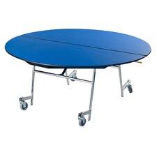 "72"" x 60"" Oval Classroom Table"