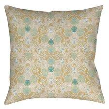 Tea House Patterns 12 Printed Throw Pillow