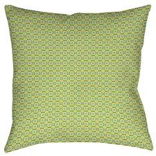 Funhouse Printed Throw Pillow