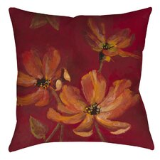 Ray of Hope Printed Throw Pillow