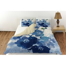 Streams of Blues Duvet Cover Collection