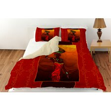 African Beauty 2 Duvet Cover Collection