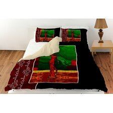 African Beauty 1 Duvet Cover Collection