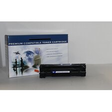 HP CE285A (85A) Reman Toner Cartridge 1,600PY, Black