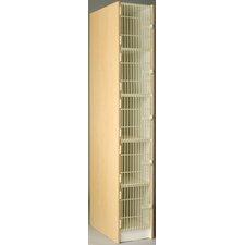 "Music 29"" Deep Instrument Storage with Grille Doors"