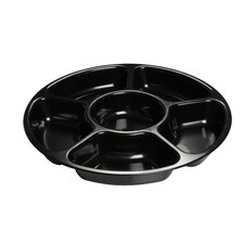Platter Pleasers 6 Divided Serving Dish (Set of 12)