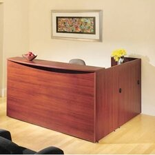 Hyperwork Reception Desk Suite