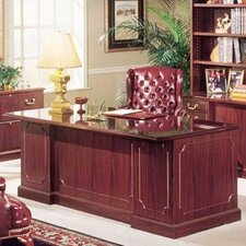 Bedford Double Executive Desk