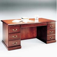 Legacy Executive Desk with 6 Drawers