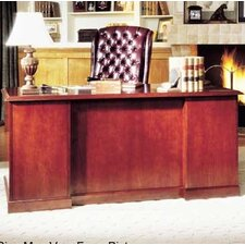 Legacy Double Pedestal Executive Desk