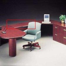 "Vitality 29"" H x 48"" W Desk Bridge"