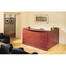 Hyperwork L-Shape Reception Desk
