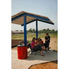 Kids Square Picnic Shelter