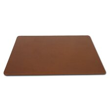 3200 Series Leather 17 x 14 Conference Pad in Rustic Brown