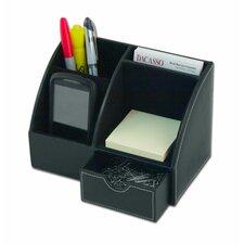 Leather Desktop Organizer