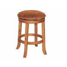 "Sedona 24"" Swivel Bar Stool with Cushion (Set of 2)"