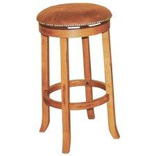 "Sedona 30"" Swivel Bar Stool with Cushion (Set of 2)"