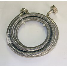Stainless Steel Hoses (Set of 2)