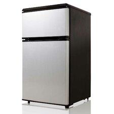 Midea 3.1 cu. ft. Compact Refrigerator with Freezer