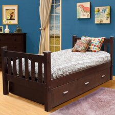 Gabriel Twin Slat Customizable Bedroom Set