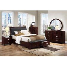 Lyric Platform Customizable Bedroom Set