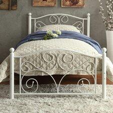 Pallina Panel Bed