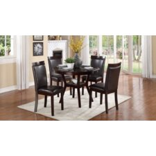 Shankmen 5 Piece Dining Set