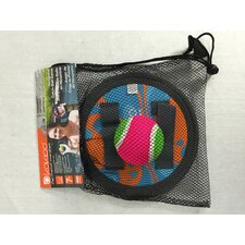 3 Piece Neoprene Catch Ball Set