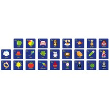 Alphabet Kids Rug (Set of 26)