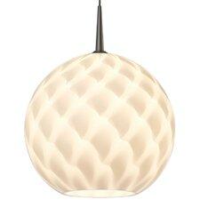 Sirena 1 Light Globe Pendant