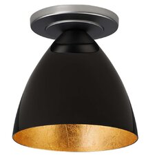 Cleo 1 Light Flush Mount