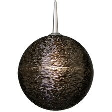 Dazzle 1 Light Globe Pendant