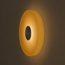 Ledra Ice 1 Round Light Flush Mount