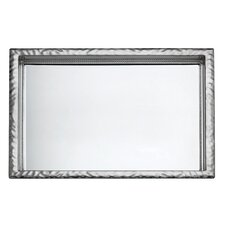 Heritage Banded Bead Small Mirror Tray
