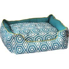 Honeycomb Couch Pet Bed