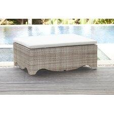 Santa Monica Ottoman with Cushion