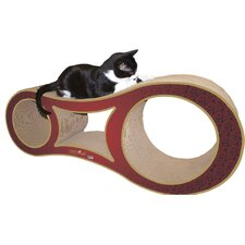 Scratch 'n Shapes Big Cat Scratcher Recycled Paper Scratching Board