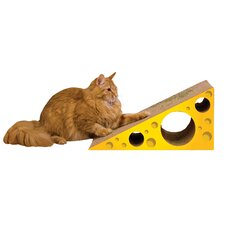Scratch 'n Shapes Cheese Recycled Paper Scratching Board