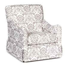 Jamie Swivel Arm Chair