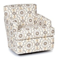 Jinger Swivel Arm Chair