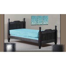 Cannonball Panel Bed