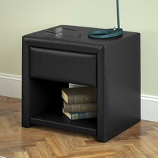 San Antonio 1 Drawer Nightstand