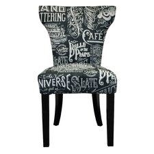 Blackboard Side Chair