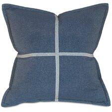 Strauss Denim Throw Pillow