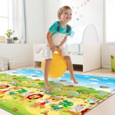 Bear Hospital Play Mat