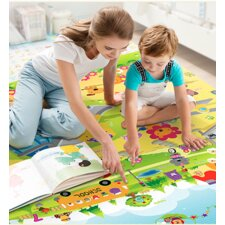 Bear School Play Mat