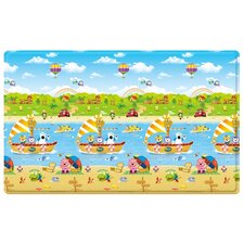 Pororo with Friends Soft PVC Play Mat