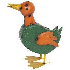 Steel Daphne the Duck Figurine